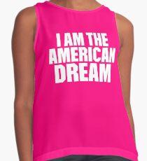Ich bin der amerikanische Traum Britney Spears Ärmelloses Top