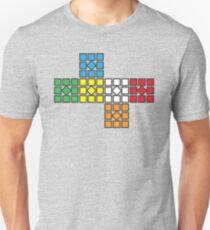 It makes a cube Unisex T-Shirt