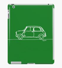 Mini Cooper - Single Line iPad Case/Skin