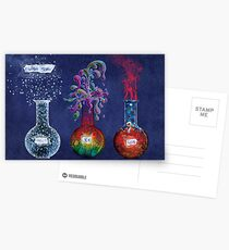 science Postcards