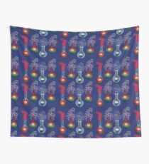 science Wall Tapestry