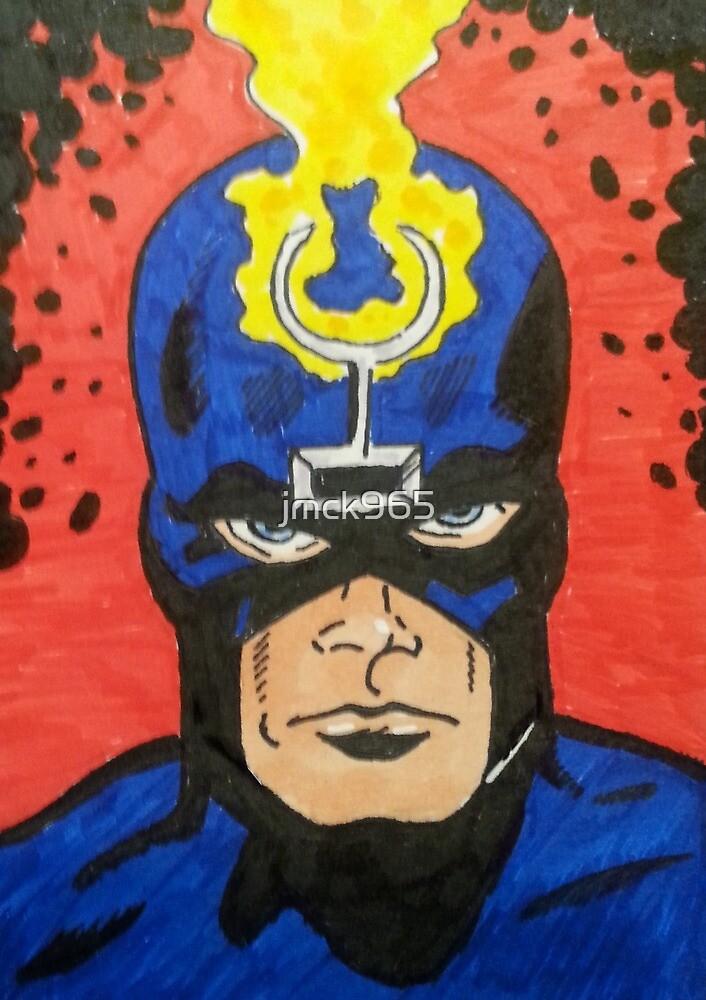 Black Bolt Inhumans by jmck965
