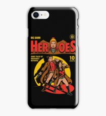 Heroes Comic iPhone Case/Skin