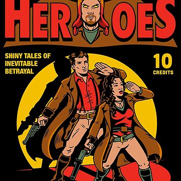 Heroes Comic by harebrained