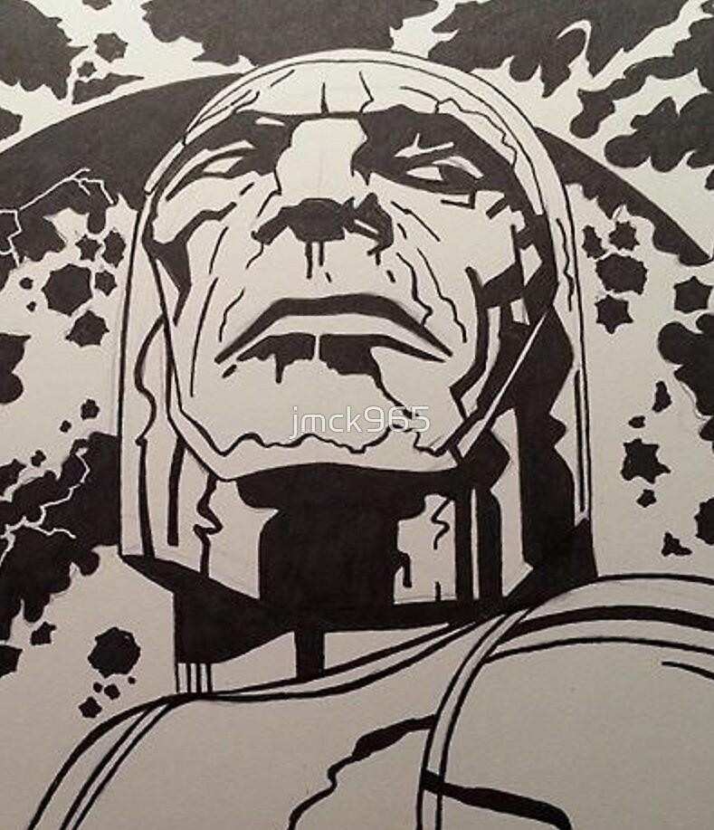 Darkseid by jmck965