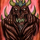 Diabolical Demon by Extreme-Fantasy