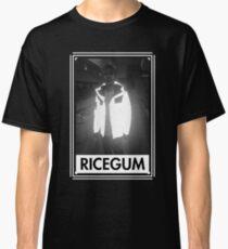 RICEGUM, WHITE COLOUR EFFECT Classic T-Shirt