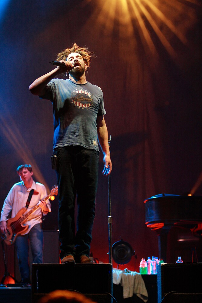 Counting Crows by Kyle Jerichow
