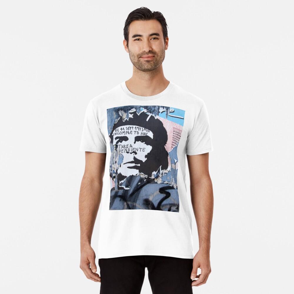 Che Men's Premium T-Shirt Front