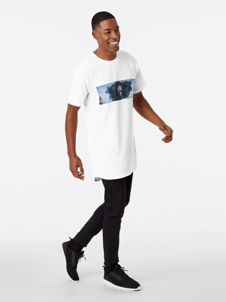Alternate view of Like A Storm Long T-Shirt