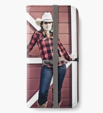 Cowgirl iPhone Wallet/Case/Skin