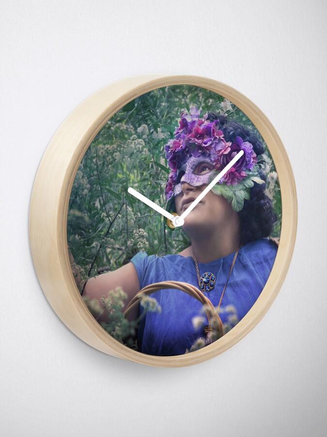 Alternate view of Apprenticeship Clock