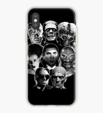 Universal Monster Gang iPhone Case
