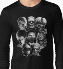 Universal Monster Gang Long Sleeve T-Shirt