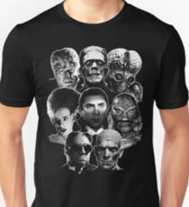 Universal Monster Gang Unisex T-Shirt