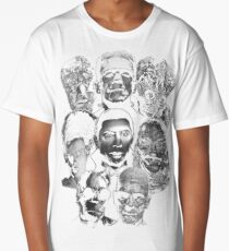 Universal Monster Gang Long T-Shirt