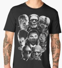 Universal Monster Gang Men's Premium T-Shirt
