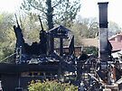 House Burned Down by Cathy Jones