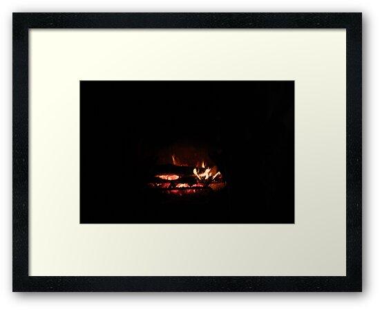 The Hearth by Janet Ellen Lusk