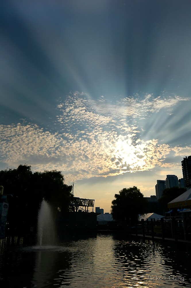 Sun Rays by jackco ching