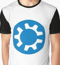 Kubuntu Graphic T-Shirt