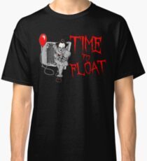 Time To Float Classic T-Shirt