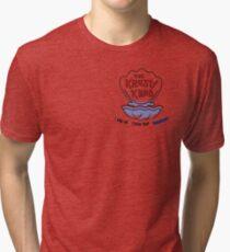 The Krusty Krab Tri-blend T-Shirt