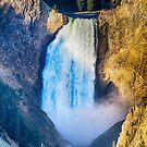 Upper Yellowstone Falls by Bo Insogna