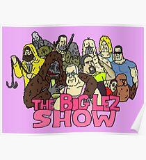 The Big Lez Show Poster