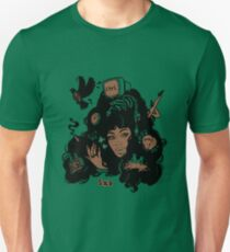 Sza Ctrl Alternate Album Art Unisex T-Shirt