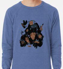 Sza Ctrl Alternative Album Art Leichtes Sweatshirt