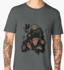 Sza Ctrl Alternate Album Art Men's Premium T-Shirt
