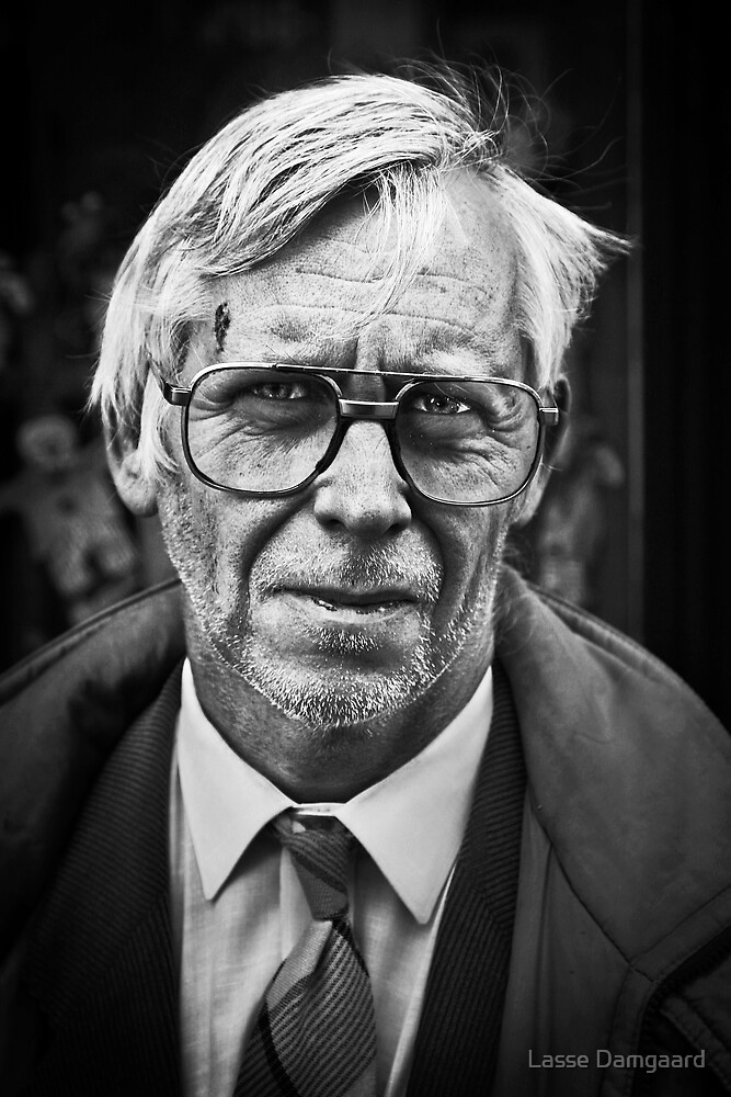 European Portraits No. 8 by Lasse Damgaard