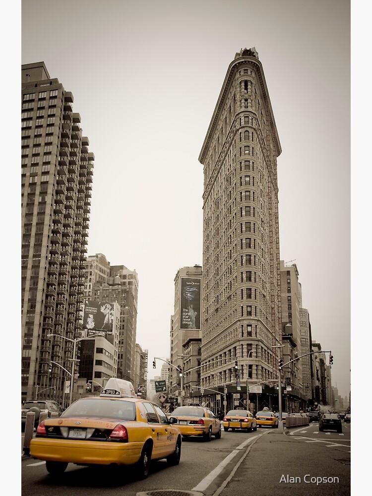 Flatiron Building. New York City. by AlanCopson