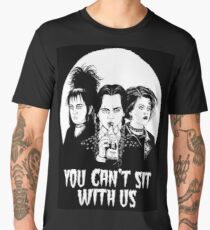 You can't sit with us. Men's Premium T-Shirt
