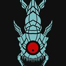The Undersea Predator Fish by drakenwrath