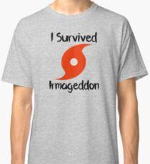 I Survived Irmageddon - Hurricane Irma 2017 Classic T-Shirt