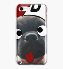 Goofy Pug iPhone Case/Skin