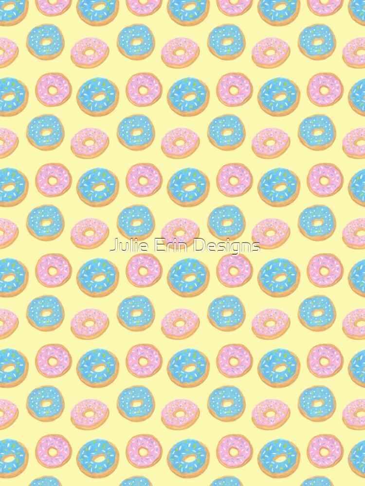 Doughnut Pattern by julieerindesign