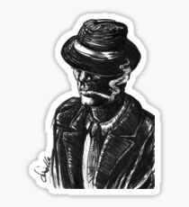 Mr Smoker Sticker
