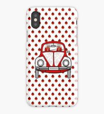 Christmas Transportation iPhone Case