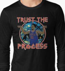 Iron Process Long Sleeve T-Shirt