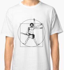 The Vitruvian Hendrix Classic T-Shirt