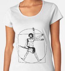 The Vitruvian Hendrix Women's Premium T-Shirt