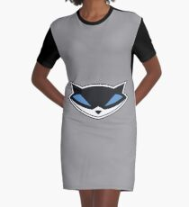 Sly Cooper Graphic T-Shirt Dress