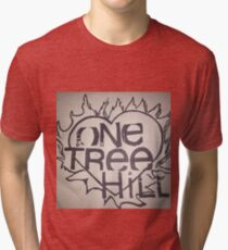 One tree hill heart Tri-blend T-Shirt