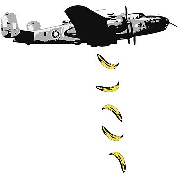 Banana Underground - Bombs by kokinoarhithi