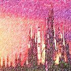 Alteran sunset by secretofpegasus