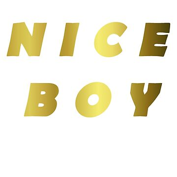 Shirt For Nice Boys (No Girls) by hairtriggertism