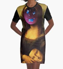 WHAT IF.. Graphic T-Shirt Dress